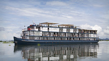 Jayavarman Cruise - Offers Passengers a Luxurious Experience