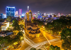 Ho Chi Minh City, Saigon - Unique Tours and Travel
